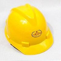 Free Shipping BOSI Construction Hard Hat Safety Helmet Yellow