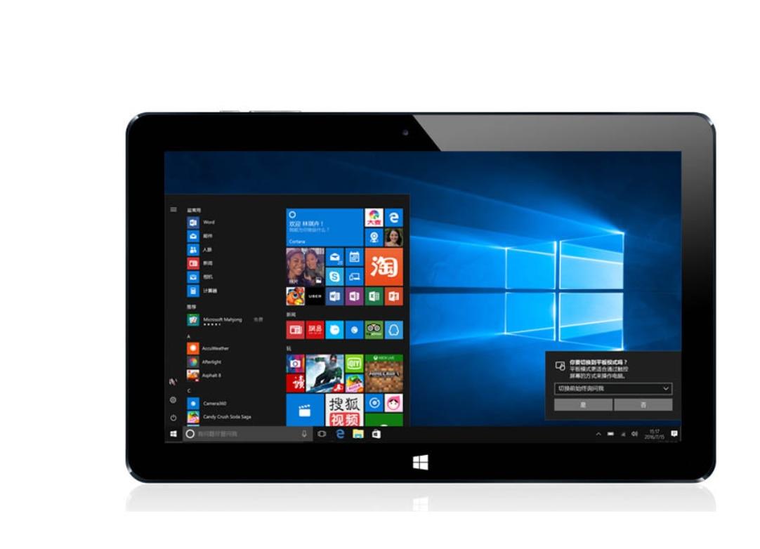 Alldocube/Cube Iwork11 Stilo Win10 + Android 5.1 Tablet PC 10.6 'IPS 1920x1080 Intel X5-Z8300 Quad Core 2.0MP + 5.0MP Macchina Fotografica HDMI