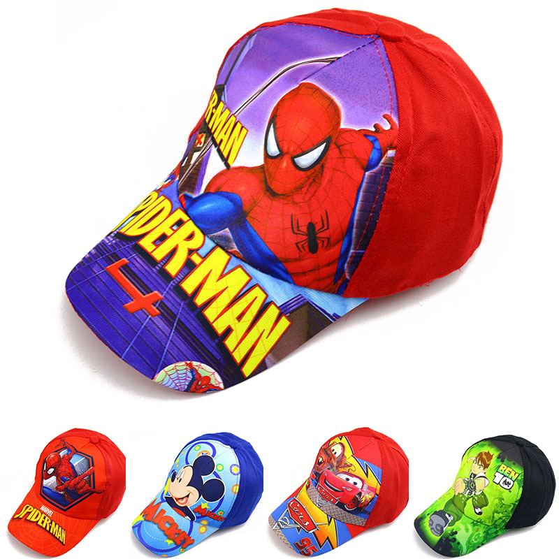 Kids Baby Boy Girl Baseball Cap Flat Hip-hop Hat Toddler Embroidery Snapback Hat