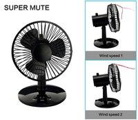 вращающийся металлический осциллирующий персональный настольный вентилятор стол мини-вентилятор компьютер ноутбук кулер вентилятор охлаждения вентилятор с USB для офиса дома общежития