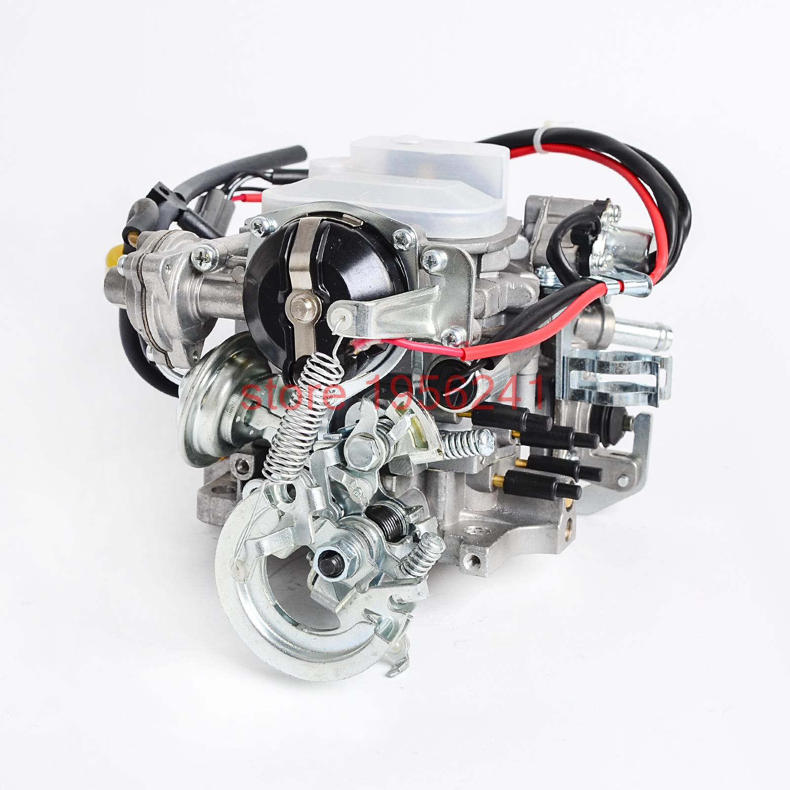 New High Quality CARBIE CARB Carby Carburetor for TOYOTA 4 RUNNER HILUX 22R Engine Part Number: 21100-35530 21100-35520 carburetor carb engine for dodge plymouth 318 engine carter c2 bbd barrel new arrival
