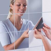 9 шт./компл. портативный Декор на стену зеркало Consmetic компактные зеркала Espejo Espelho Parede Grand Miroir Espejo De La Pared