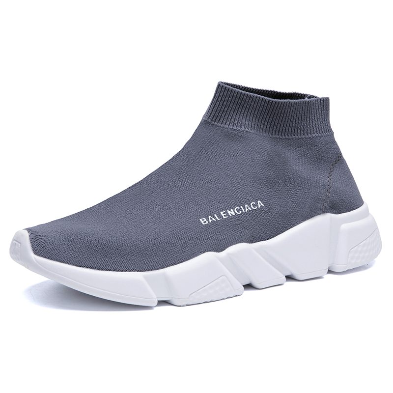 Formateurs Vitesse Deportivas De Mvp Noir orange Sneakers Respirant Garçon Chaussures Balenciaca gris Grande Casual Masculino Zapatos Hombre Taille xwA8Yq0w