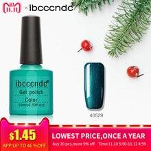 hot deal buy ibcccndc primer gel nail polish 10ml 79 color soak-off uv led nail art design nail gel varnishes nail gel lacquer base top coat
