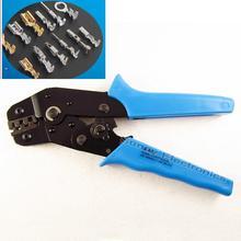 26 16 awg 2.8/3.96/4.8/5.08/6.3mm cabos alicate ferramenta de friso para não isolado terminal crimper