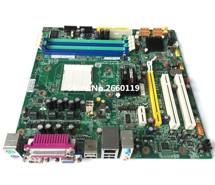 High quality desktop motherboard for E2117 M5300n AM2 L-A690 Fully tested сапоги детские ortotex ortotex сноубутсы футбол синие