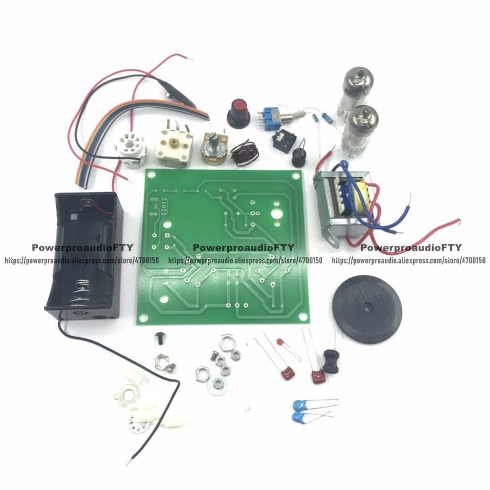 1PCS/LOT Tube radio kit single tube single lamp battery