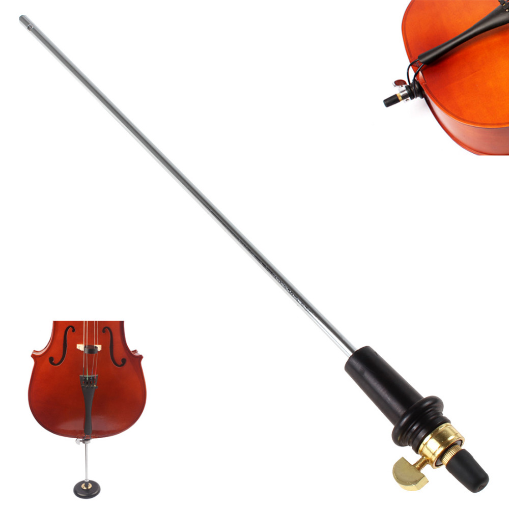 Strong & Sturdy Cello Pegs Set Ebony With End Pin 4/4 Parts Violoncello Musical Intruments Parts & Accessories