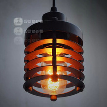 Classical country style pendant lights Edison pendant light vintage industrial lighting Contain Edison bulb Free shipping цена 2017