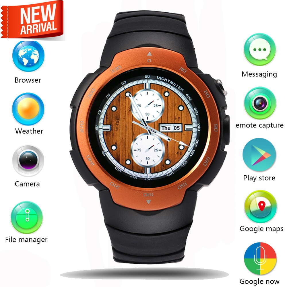 Phone Android Phone Os Download online buy wholesale android phone downloads from china lem3 smart watch 5 1 os mtk6580 quad core support sim card voice gps map
