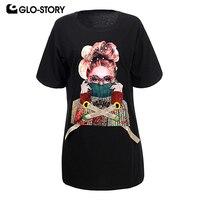 "Платье-футболка от ""Glo-story"""