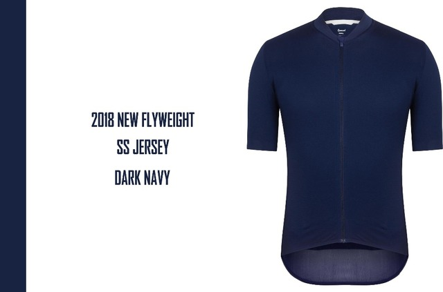 2018 New Dark Navy flyweight short sleeve cycling jersey New micro mehs  fabric best for hot summer training race bicycle wear 746ac8226