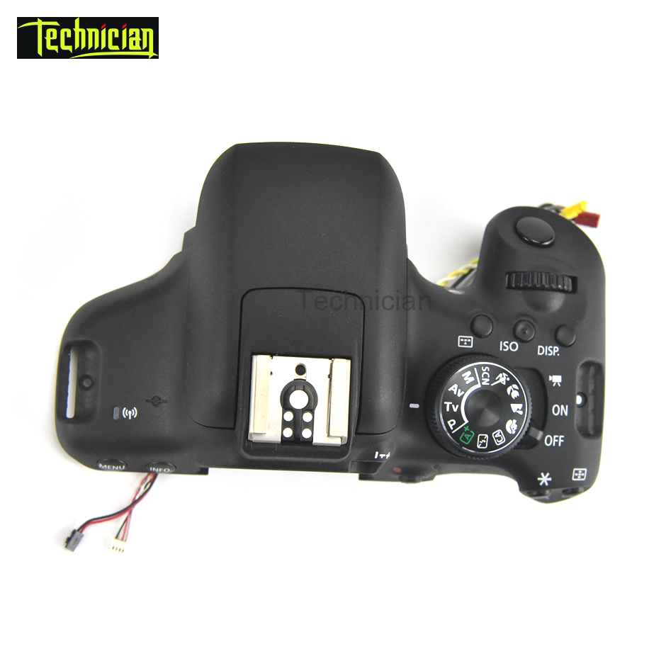 Canon EOS 7D Mark II Digital Camera Top Cover Assembly Replacement Repair Part