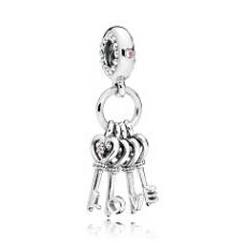 Maxi Punk Small Pendant Beads Butterfly Elephant Bell Anchor Charms Beads Fit Pandora Bracelets & Bangles Women DIY Jewelry Gife