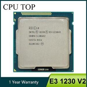 Intel Xeon E3 1230 V2 3.3GHz Quad-Core CPU Processor SR0P4 LGA 1155