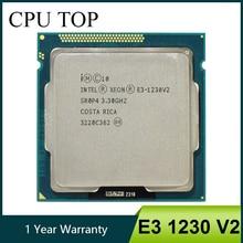 Intel Xeon E3 1230 V2 3.3GHz Quad Core מעבד מעבד SR0P4 LGA 1155
