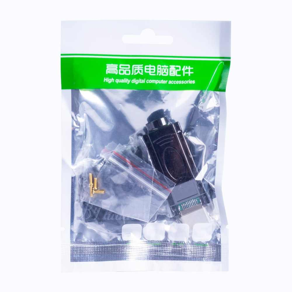hight resolution of  1pcs hdmi connector 2 0 1 4 hd adapter hdmi male connector hdmi breakout terminal board with housing