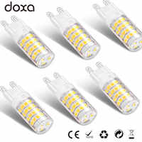 10 pièces G9 LED Ampoule 4000 K 220 V 110 V 51 LED LED s Lampe lampada 2835SMD Chaud Neutre Blanc Froid 30 W 35 W Lampe Halogène Remplacement