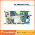 Desbloqueado Original Buen Trabajo Para SamsungGalaxy S4 mini tarjeta de Chips de la Placa Lógica motherboard Mejor Calidad envío gratis