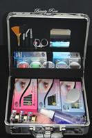 Top Sale Professional Korea Eyelash Grafting False Eyelashes Extension Full Set Lashes and Eyelash Glue Makeup Kits with Case*