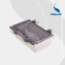 127*95*43 mm  IP67 Transparent Contact Protection Window Hood  (PWH-0406)