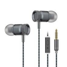 Aibesser melhores fones de ouvido com fio novo chegando em fones de ouvido baixo pesado mp3 universal de 3.5mm do fone de ouvido handsfree para Vivo Z1i Y71 y67 Y79