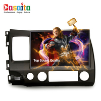 Android 5 1 1 GPS Navi Radio For Honda Civic Android 2DIN Headunit Stereo Broswer Head