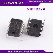 5PCS VIPer22A VIPer22 DIP8 DIP New original