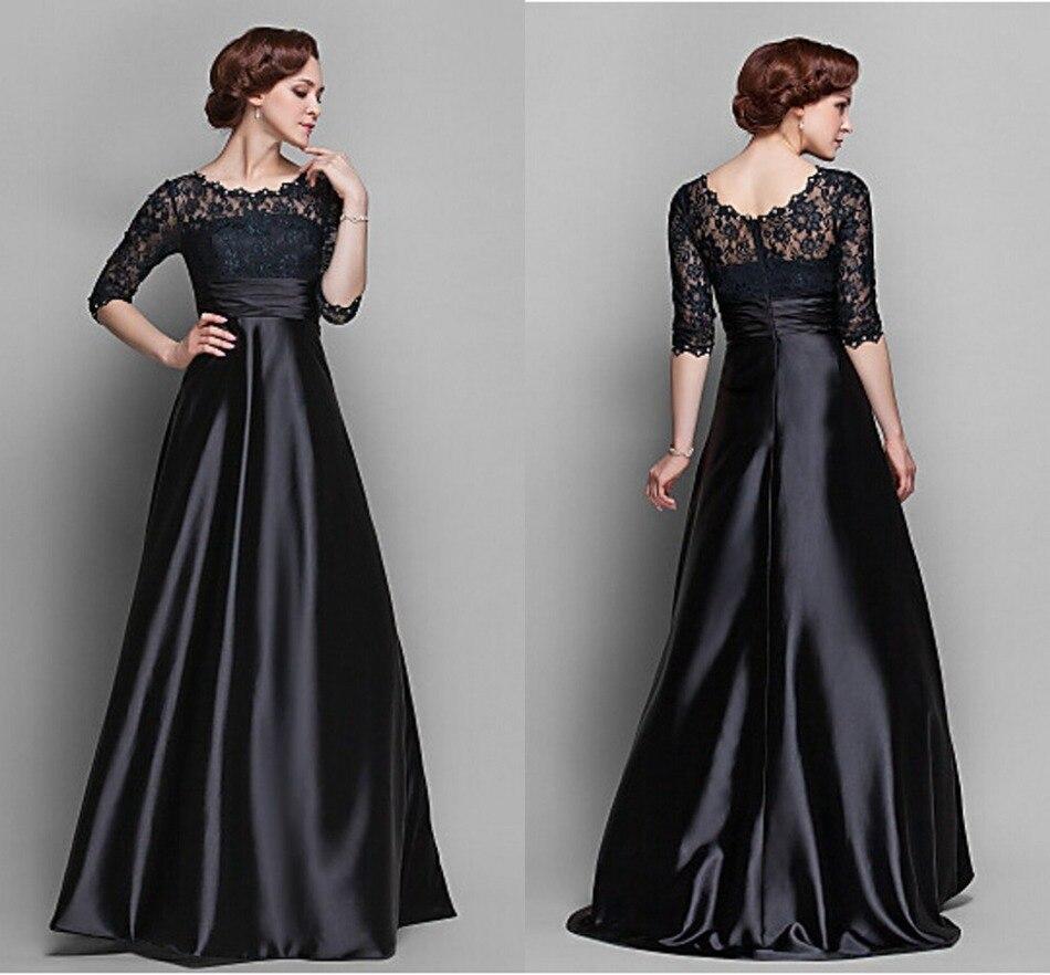 Elegant wedding pant suits - Vintage Elegant Satin Half Sleeve Plus Size 2016 Mother Of The Bride Dresses Gown Pant Suits