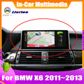 HD IPS Screen For BMW X6 E71 2011 2012 2013 Car GPS Navigation Screen Support CIC System Radio BT WIFI Multimedia DVD