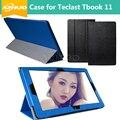 Кожаный Чехол Для Teclast TBOOK11/Teclast X16HD 3 Г/Teclast X16 Плюс 10.6 дюймов Tablet PC Защитная Крышка бесплатная доставка + подарок