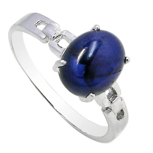 Natural Sapphire Night Blue Ring 925 Sterling silver Egg Woman Fashion Fine Elegant Jewelry Princess Birthstone Gift SR0025S natural pink ruby ring flower in 925 sterling silver fancy sapphire jewelry fashion elegant luxury birthstone gift sr0159r