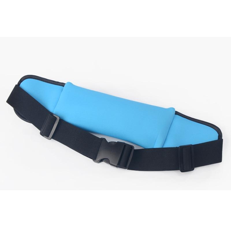 Água multifuncional bolsa de cintura Pattern Tipo : Solid