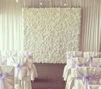 white flower wall and frame wedding flower backrop wedding stand wedding party supplies exhibtion stand advertising frame