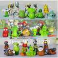 Free shipping 30pcs/lot Plants VS Zombies 2 Collection Figures toys zombies action figure