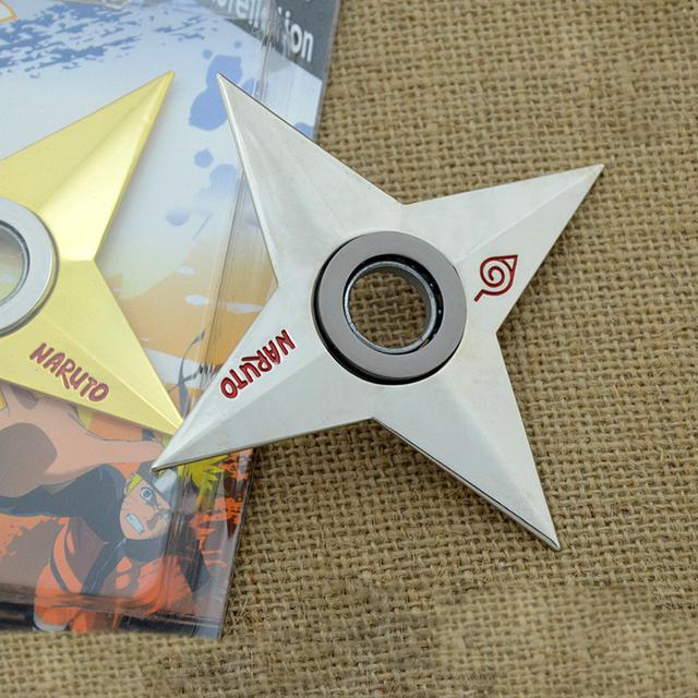 Naruto Shuriken Turn Darts Hand Fidget Spinner