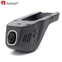 Universal Car DVR Video Recorder WiFi APP Novatek 96650 Dvrs Full HD 1080p Registrator Night Vision