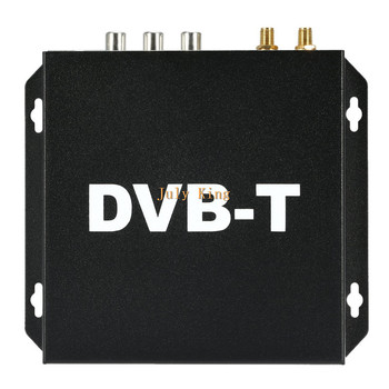 DVB-T998 DVB-T Car Mobile Digital Set Top Box ,Car HDMI TV Box, Auto SD MPEG4 TV Tuner, Car TV Receiver,PAL/NTSC Auto Conversion 1