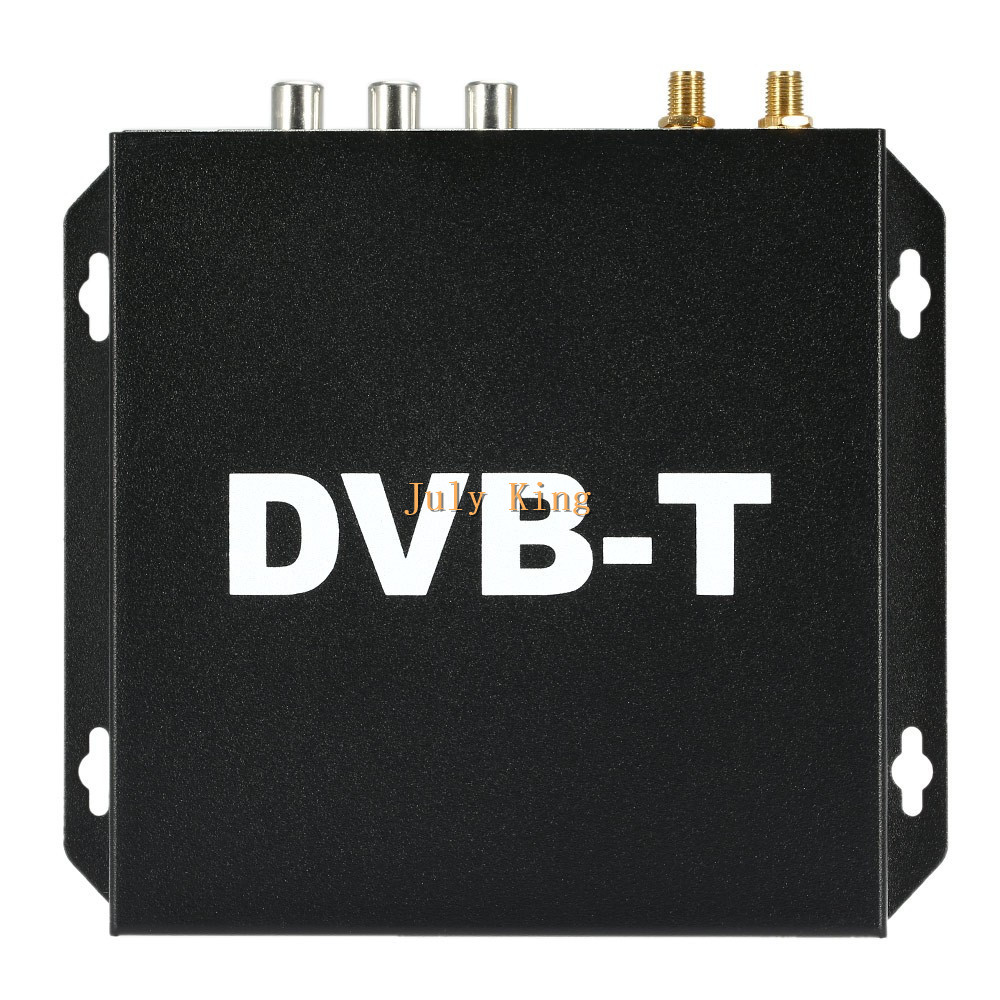 DVB-T998 DVB-T Car Mobile Digital Set Top Box ,Car HDMI TV Box, Auto SD MPEG4 TV Tuner, Car TV Receiver,PAL/NTSC Auto Conversion dvb t isdb digital tv box for our car dvd player