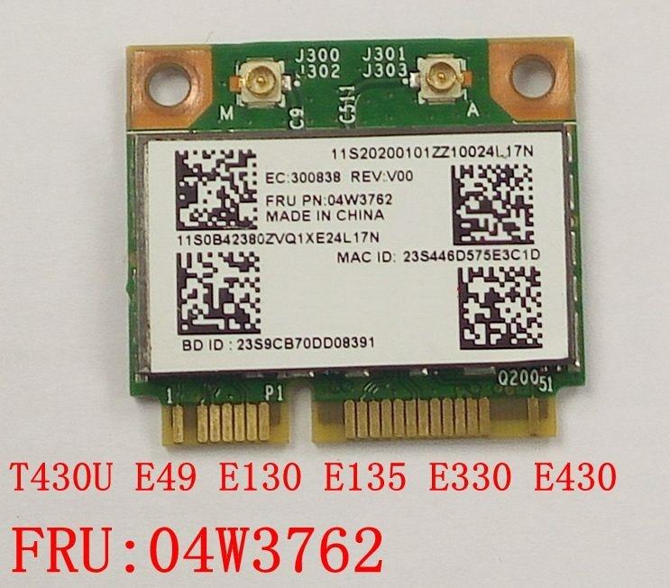 SSEA for Broadcom BCM94313HMGB BCM94313 WiFi Bluetooth 4.0 Wireless Card for Thinkpad E49 E130 E135 E330 E335 E430 04W3762|wireless card|broadcom bcm94313hmgbwifi bluetooth - title=