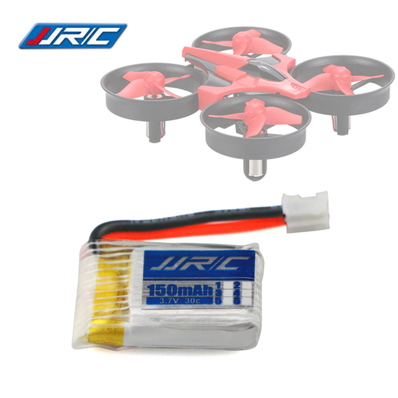 Original 1pcs 3.7V 150mah 30C Lipo Battery For RC JJRC H36 Airplane Helicopter Drone Quadcopter battery 25*15*5mm