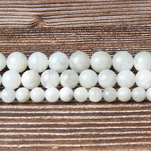 LIngXiang Natural jewelry 6/8/10mm  Loose beads DIY Mens and womens bracelets necklaces accessories
