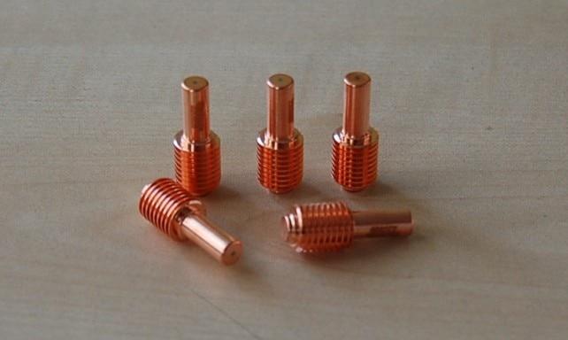 ФОТО 220669 Electrode 45A 30pcs per lot for Plasma Cutting
