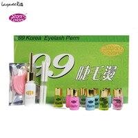 Conjunto de maquiagem Kit Kit de Cílios Para Cílios Perm Pestana Perming Para manter Cílios Ondulação Durar Por 3 Meses Sem Nenhum Dano Aparência Natural