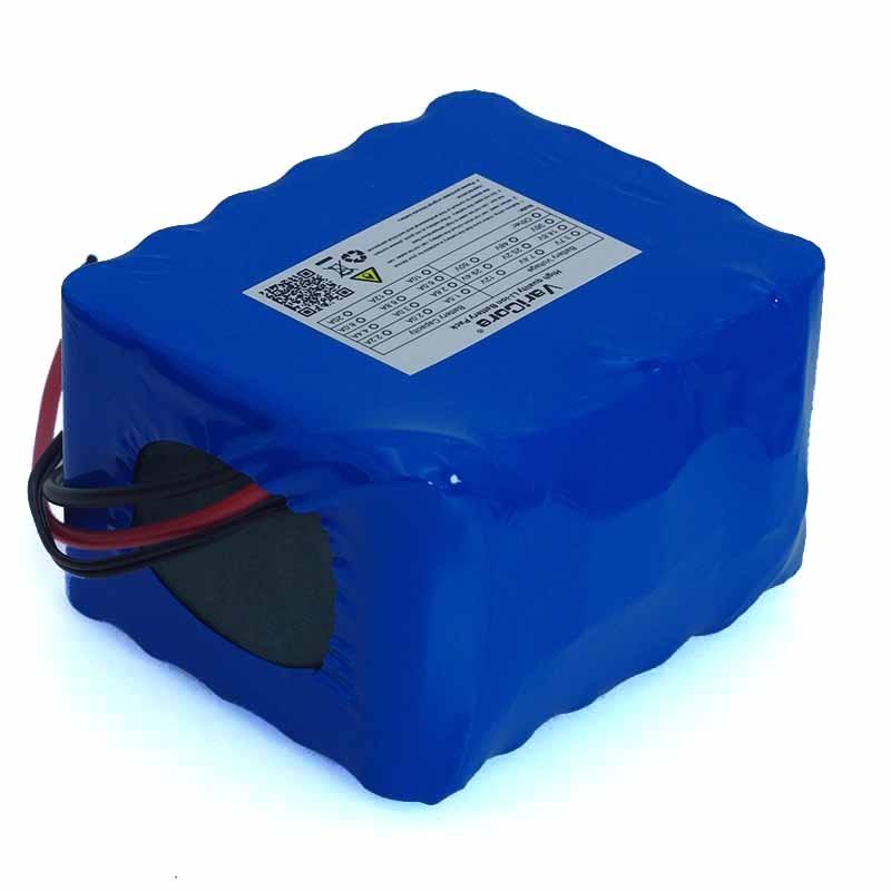 Image 2 - 24 В 10 Ах 6S5P 18650 Батарея литиевых Батарея 24 В Электрический велосипед мопед/Электрический/литий ионный Батарея упаковка + 25,2 В 2A Зарядное устройство-in Комплекты батарей from Бытовая электроника