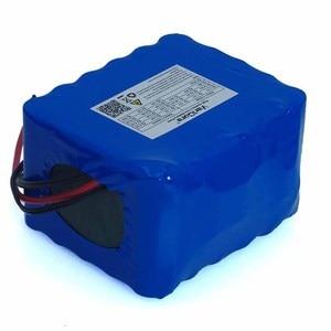 Image 2 - 24 v 10ああ6S5P 18650バッテリーリチウム電池24 v電動自転車原付/電気/リチウムイオン電池パッキング + 25.2v 2A充電器