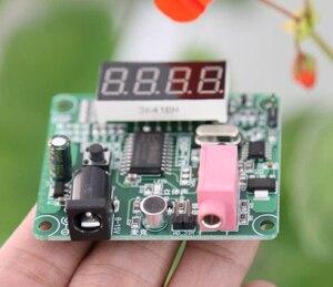 Image 5 - DSP FM טכנולוגיה FM רדיו משדר מודול דיגיטלי LED תצוגת FM תדר 65MHz 125MHz עבור אלחוטי אודיו קול 12V 24V