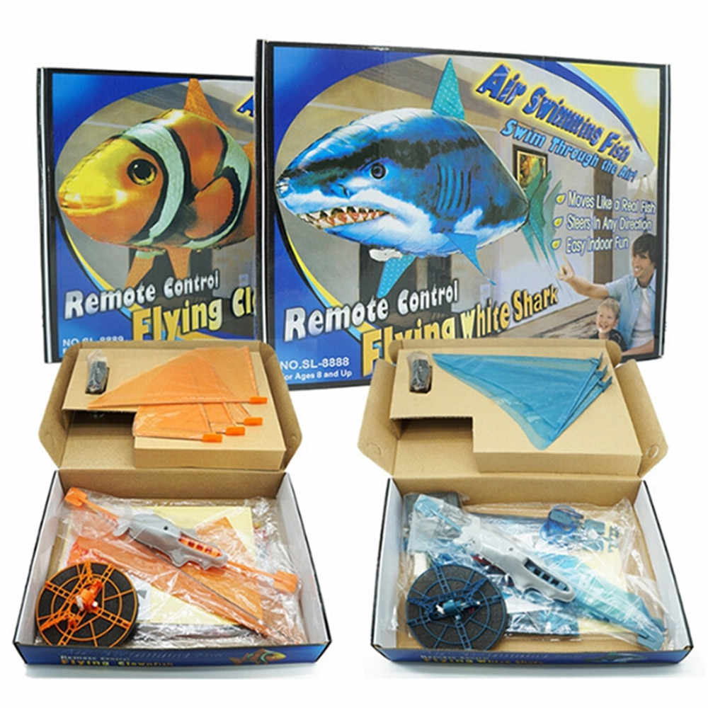 detail feedback questions about remote control shark toys air