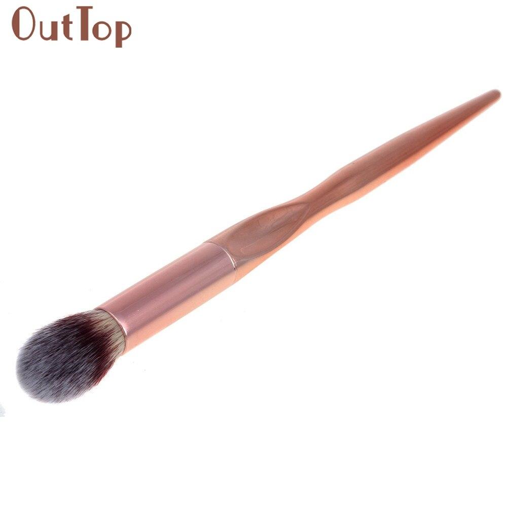 GRACEUL  Makeup Cosmetic Synthetic Fibre Nylon Hair Brushes Powder Foundation Eyeshadow Contour Brush Tool  FREE SHIPPING JUL29