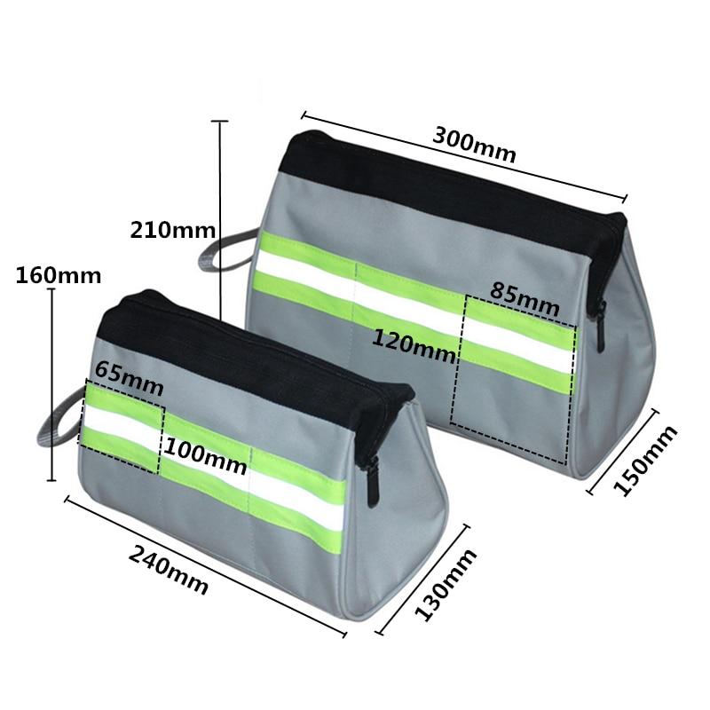 De stockage portable Sac à outils multifonction utilitaire électrique Paquet Oxford Poche